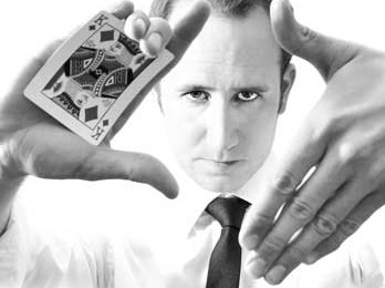 Rich Reed Close Up Magician in Surrey